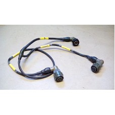 BOWMAN VEHICLE INSTALLATION CABLE ASSY, BRANCHED, LAND ROVER ETC. PWR-012